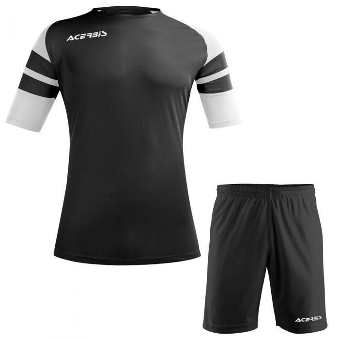 Acerbis Kemari Football Kit Black