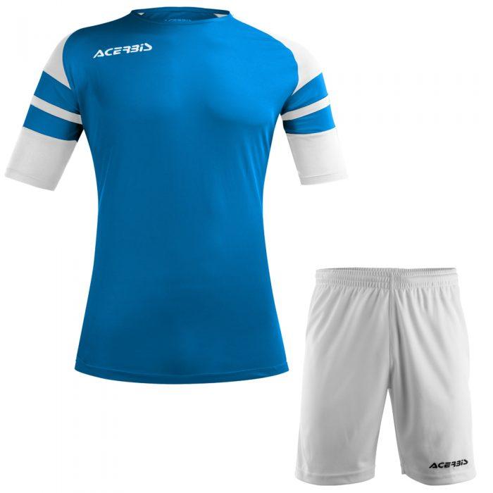 Acerbis Kemari Football Kit Blue White