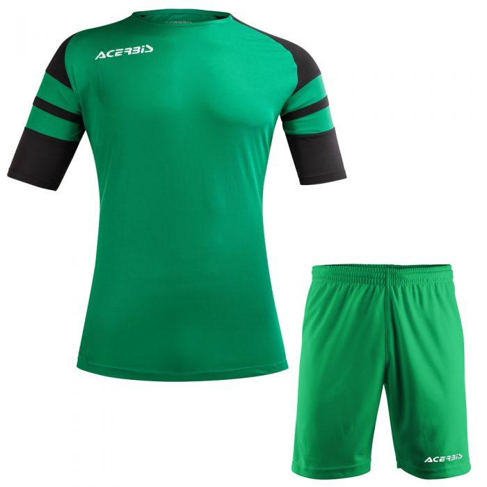Acerbis Kemari Football Kit Green Black White