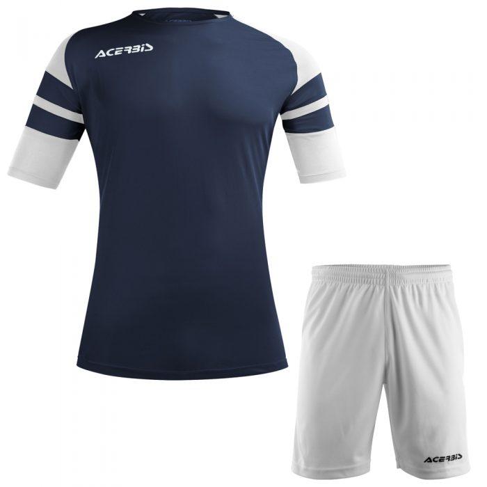 Acerbis Kemari Football Kit Navy White