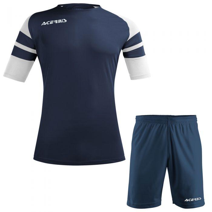 Acerbis Kemari Football Kit Navy Wht