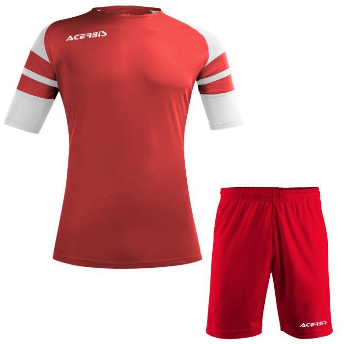 Acerbis Kemari Football Kit Red