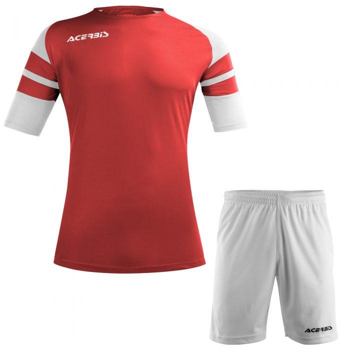 Acerbis Kemari Football Kit Red White