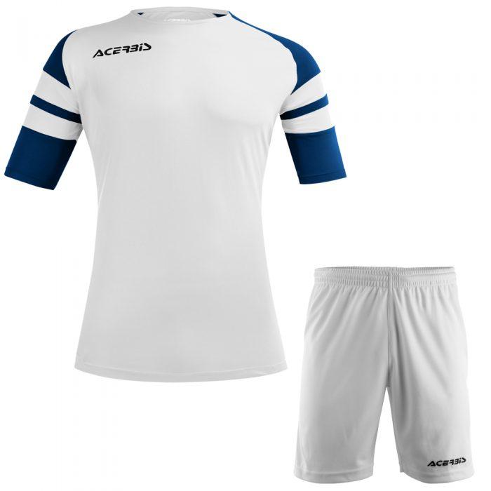 Acerbis Kemari Football Kit White Navy