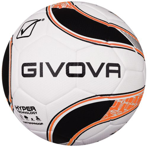 Givova Hyper Football White Nero Fluo Orange