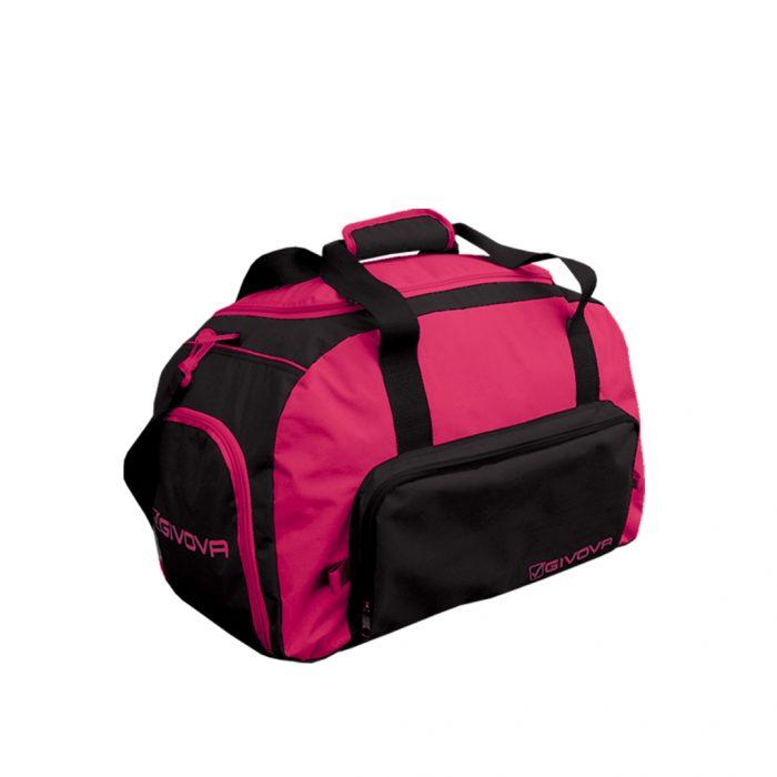 Givova Palestra Bag Black Fuschia