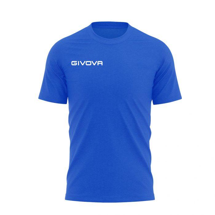 Givova T Shirt Fresh Blue