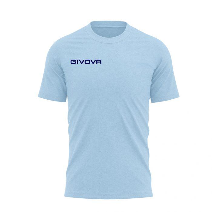 Givova T Shirt Fresh Sky