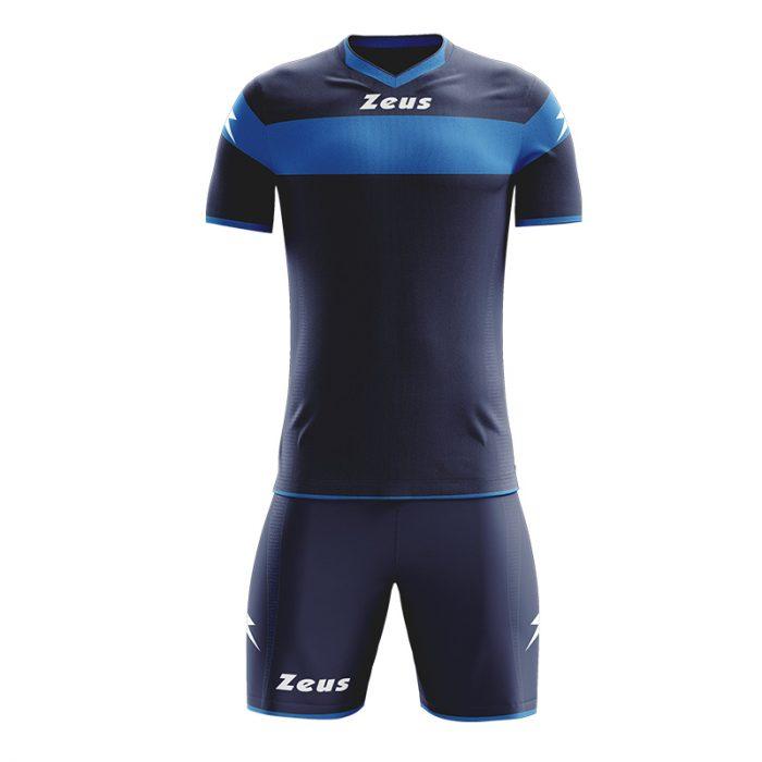 Zeus Apollo Football Kit Navy Blue