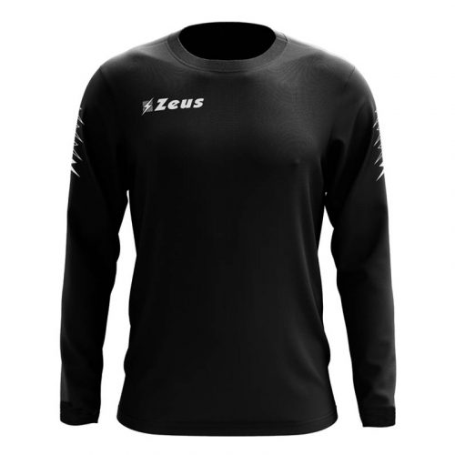 Zeus Enea Training Sweatshirt Black Grey
