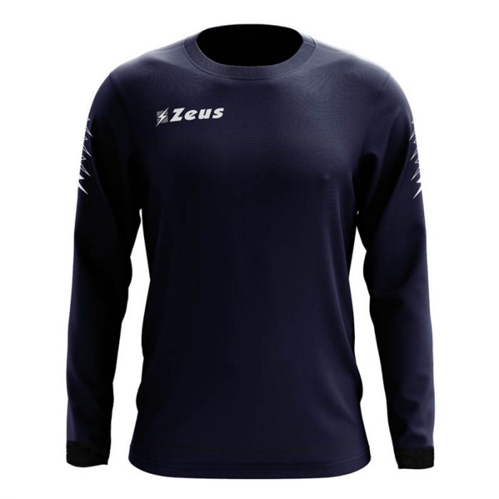 Zeus Enea Training Sweatshirt Navy Grey