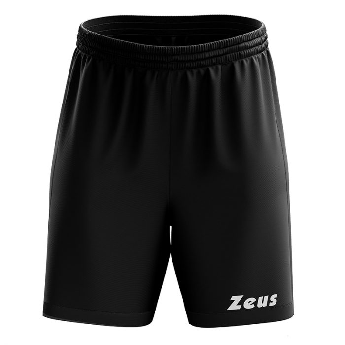 Zeus Mida Football Shorts Black