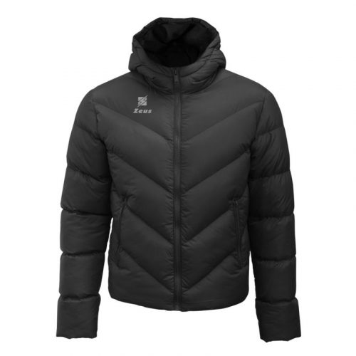 Zeus Pile Winter Jacket Black