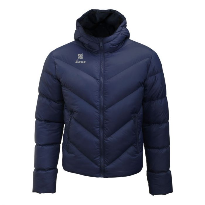 Zeus Pile Winter Jacket Navy